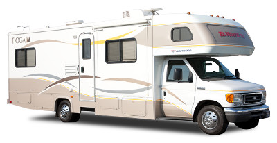 el monte rv rentals motorhome trip. Black Bedroom Furniture Sets. Home Design Ideas